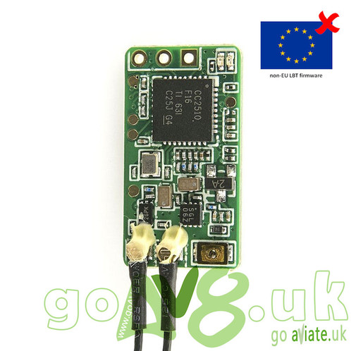FrSky XM+ Receiver - 16CH SBUS Micro Receiver Universal