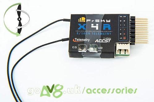 FrSky X4RSB Receiver - w/ Telemetry EU LBT