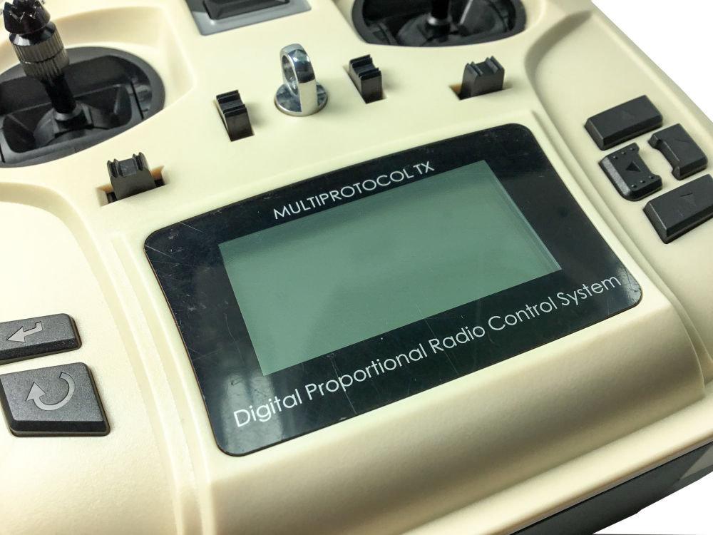 Jumper T12 OpenTX Multi-Protocol Radio - JR style Module Bay - Crossfire  support