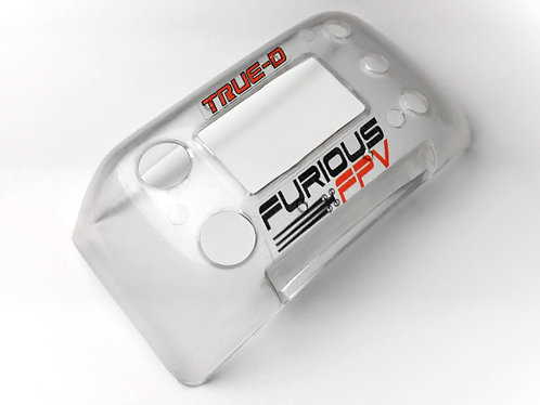 Furious True-D V3.5 Diversity Receiver Replacement Cover - Fatshark Attitude v4