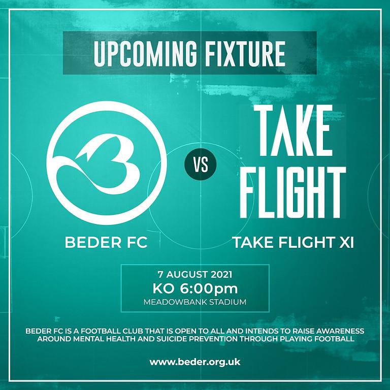 Beder FC vs. Take Flight XI