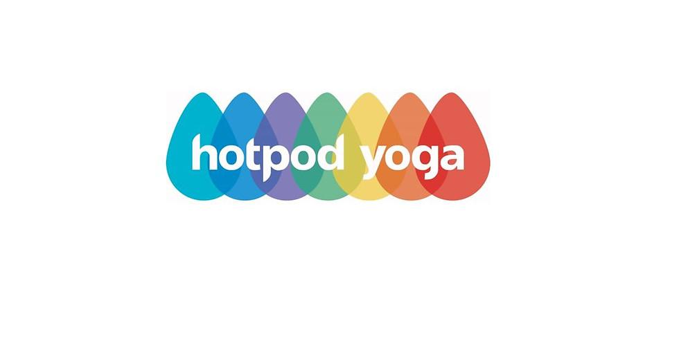 Hotpod Yoga x Beder