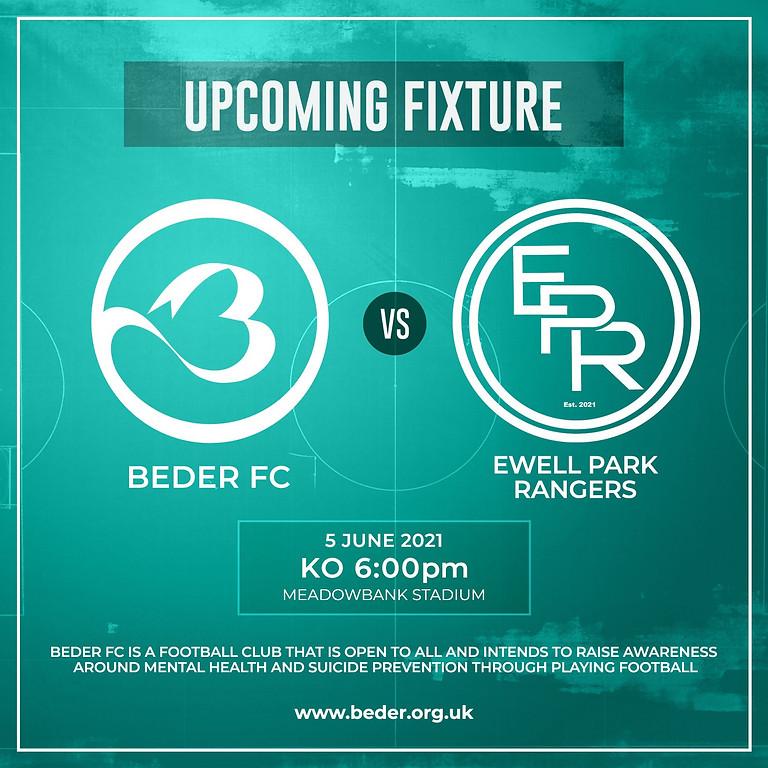 Beder FC vs. Ewell Park Rangers