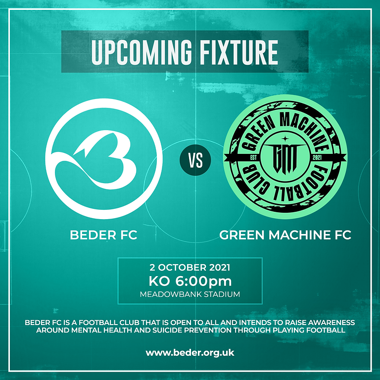 Beder FC vs. Green Machine FC
