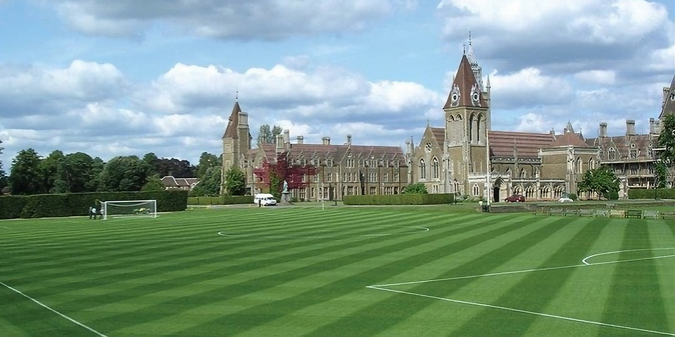 Beder FC vs. Charterhouse A XI