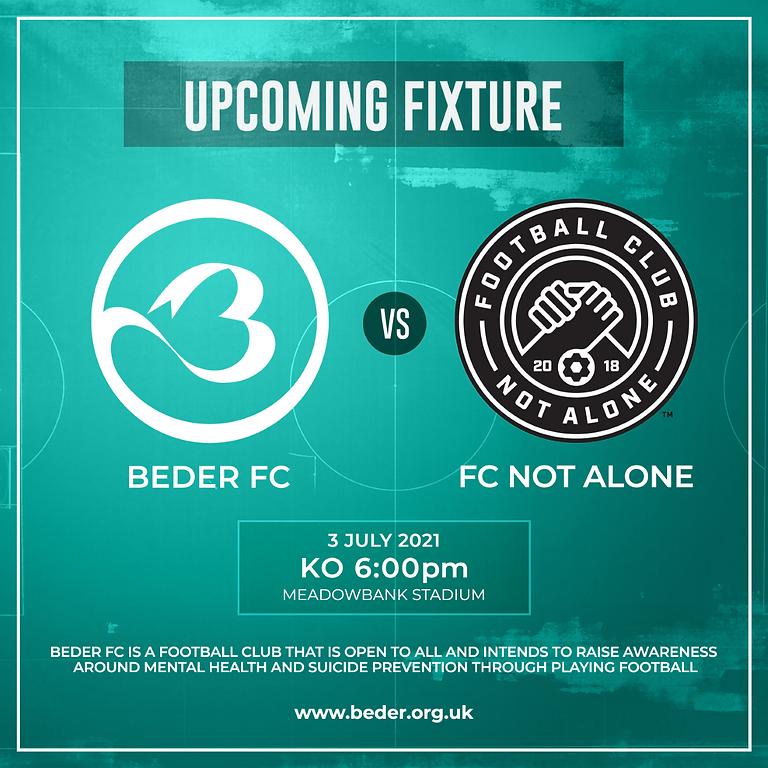 Beder FC vs. FC Not Alone