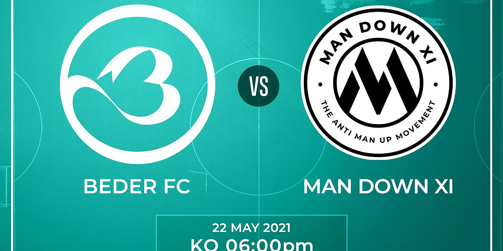 Beder FC vs. Man Down XI