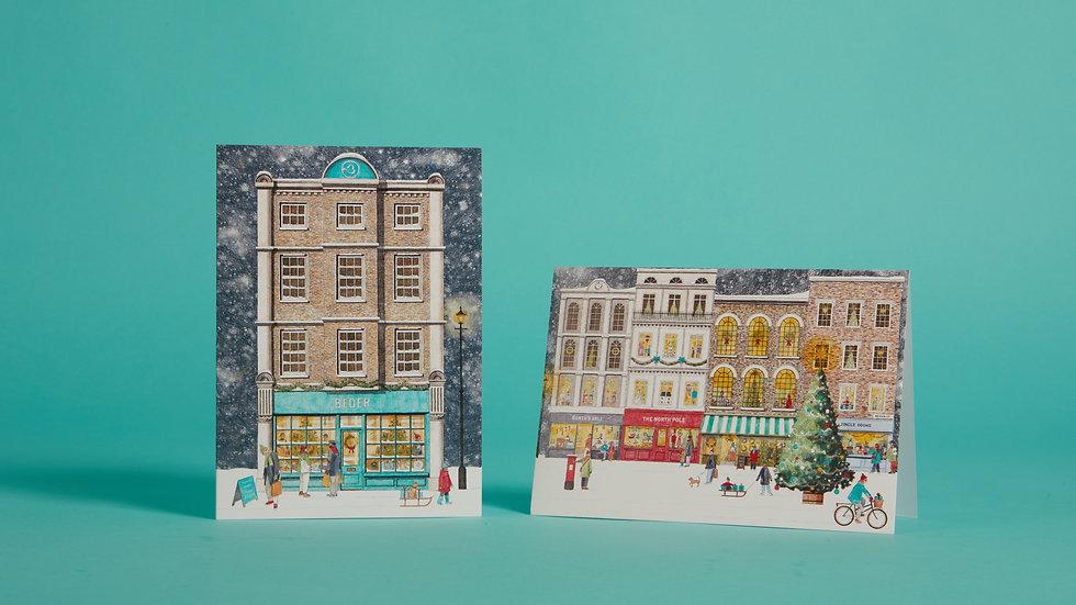 Beder Christmas Cards
