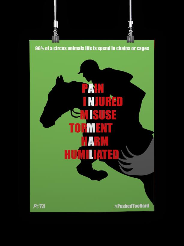 pushedtoohard poster