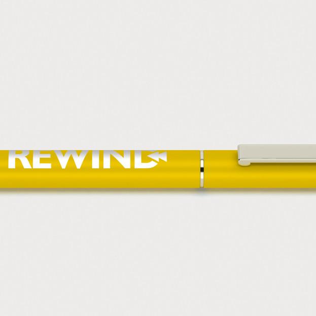 Rewind Pen Yellow