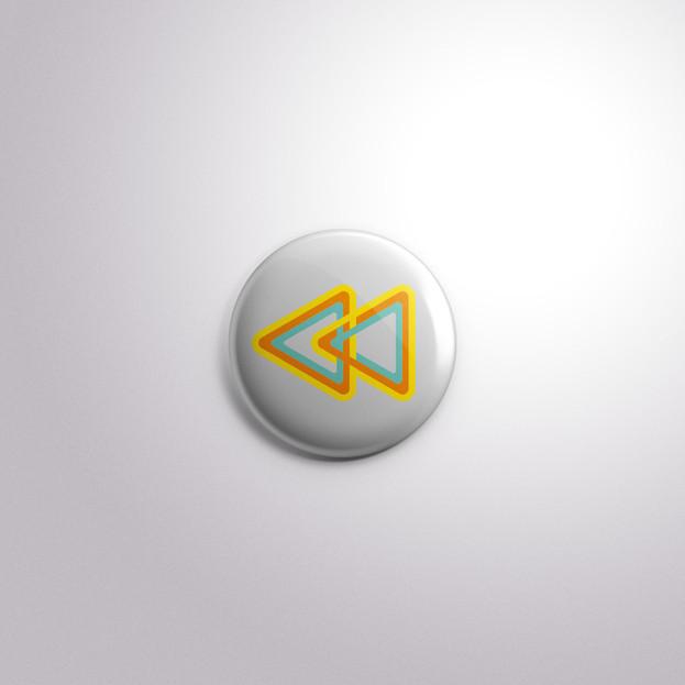 Rewind Badge Colour Arrow