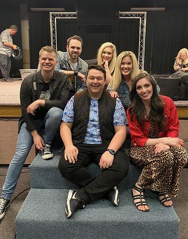 Matt Newman Opened for SPARK Singer in Roy, Utah on February 1st 2020