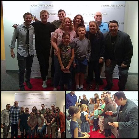 Matt traveled to Royal City, Washington to perform with Steve Soelberg and others