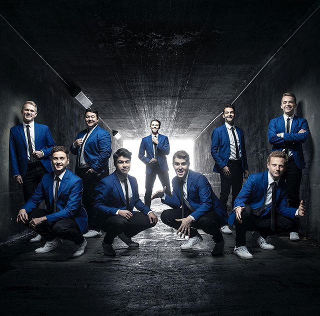 Matt Newman's Experience In BYU Vocal Point