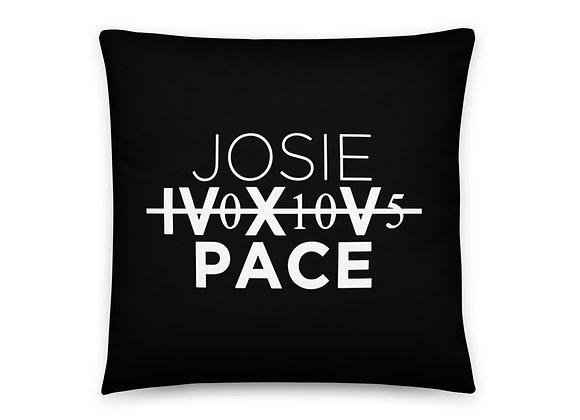 Josie Pace IV0X10V5 Pillow