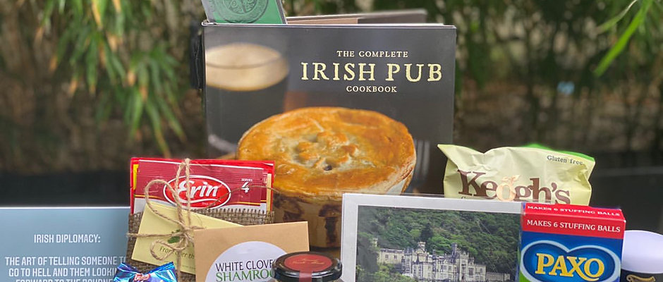 """The """" Life & Lineage"""" Irish Care Package"""