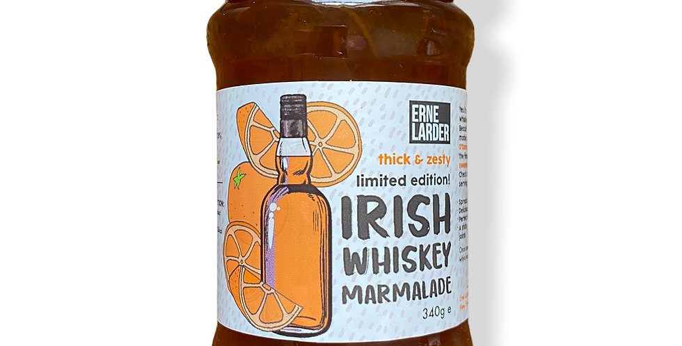 Erne Larder Irish Whiskey Marmalade