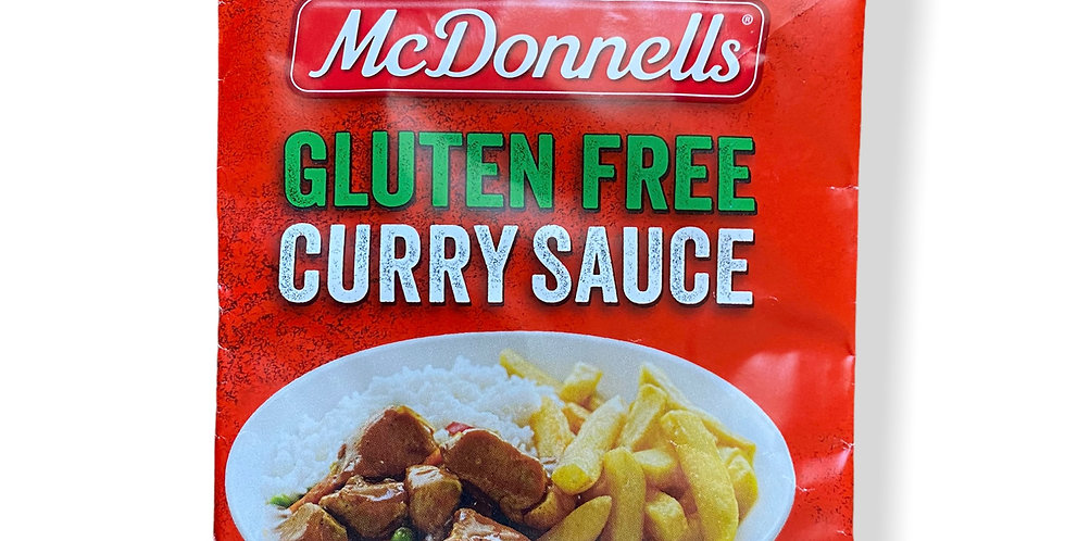 McDonnell's Gluten Free Curry Sauce