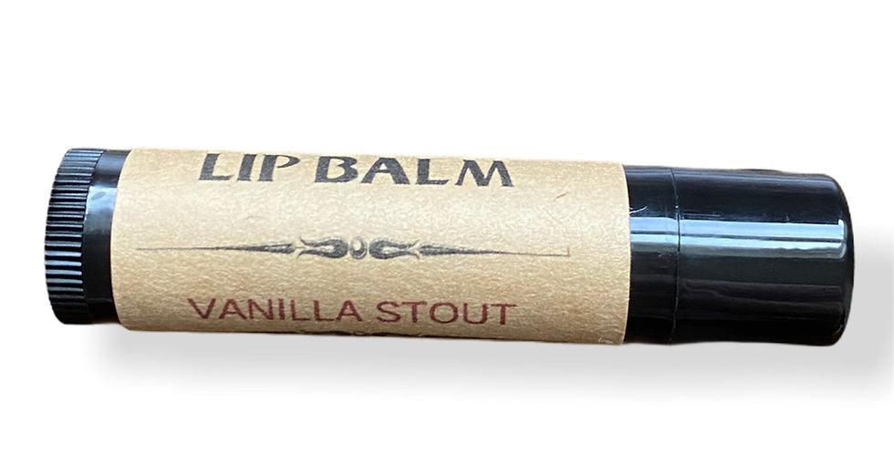 Vanilla Stout Lip Balm