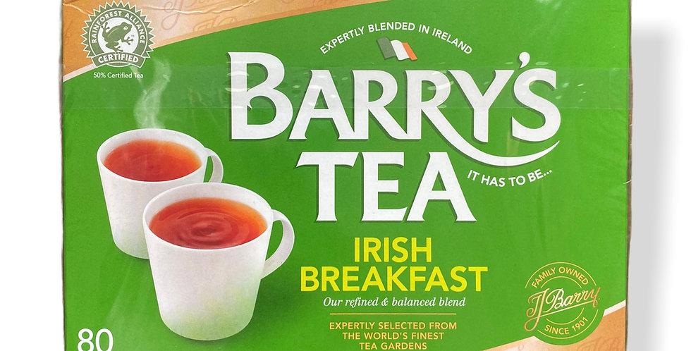 Barry's Irish Breakfast Tea 80