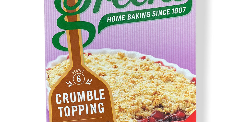 Green's Crumble Topping