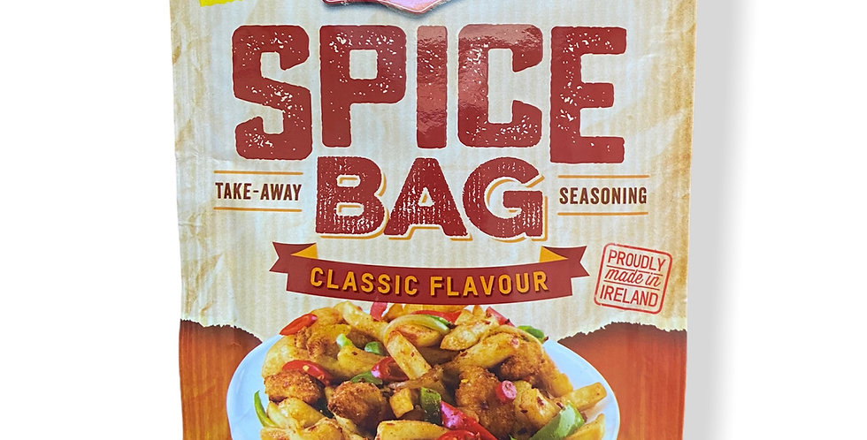 McDonnell's Spice Bag