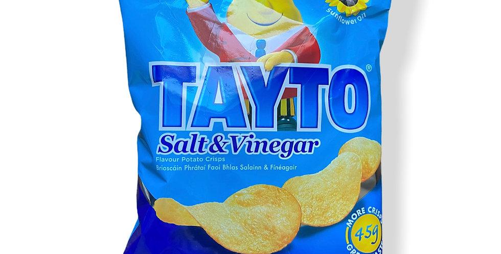 Tayto Salt and Vinegar