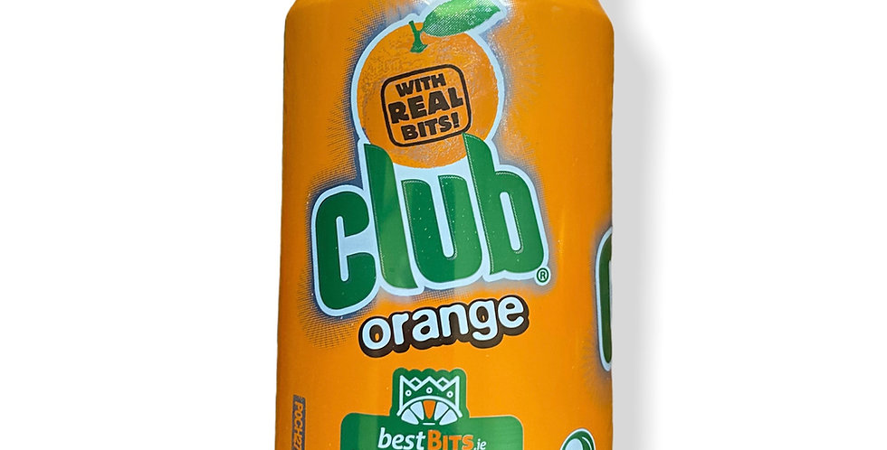 Club Orange Can