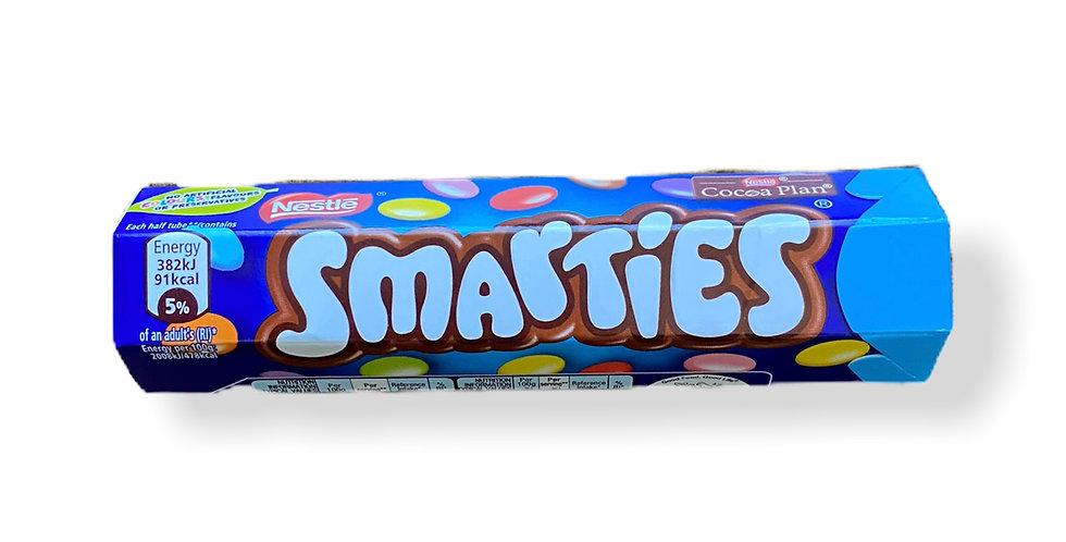 Smarties Hexagonal Tube