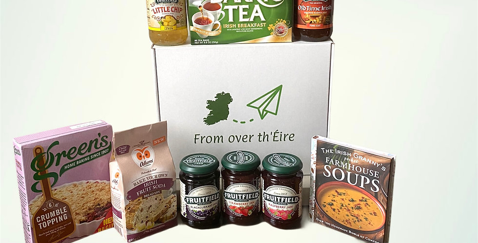 "The ""Culture & Ceili"" Box - Irish Care Package"