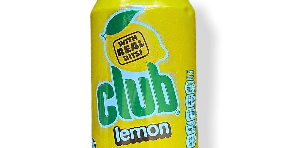 Club Lemon 330ml Can