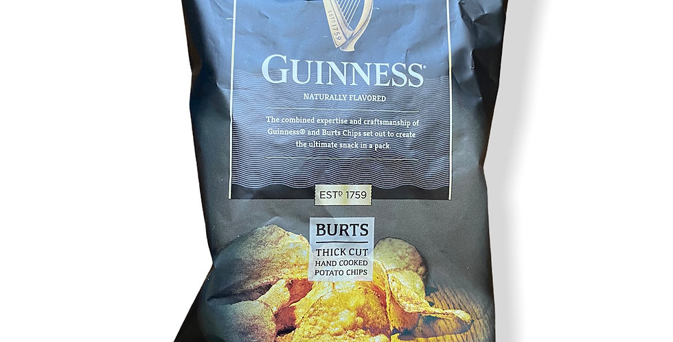 Guinness Hand Cooked Potato Chips
