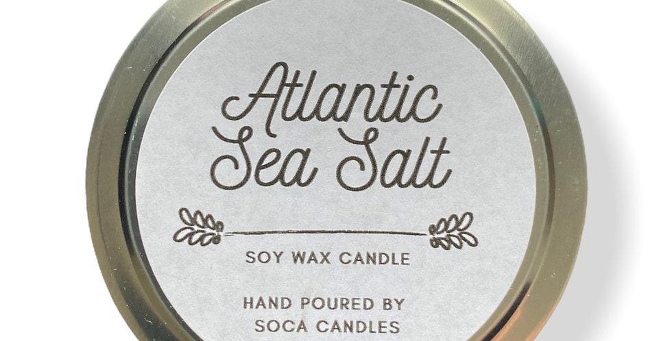 Atlantic Sea Salt Soy Candle