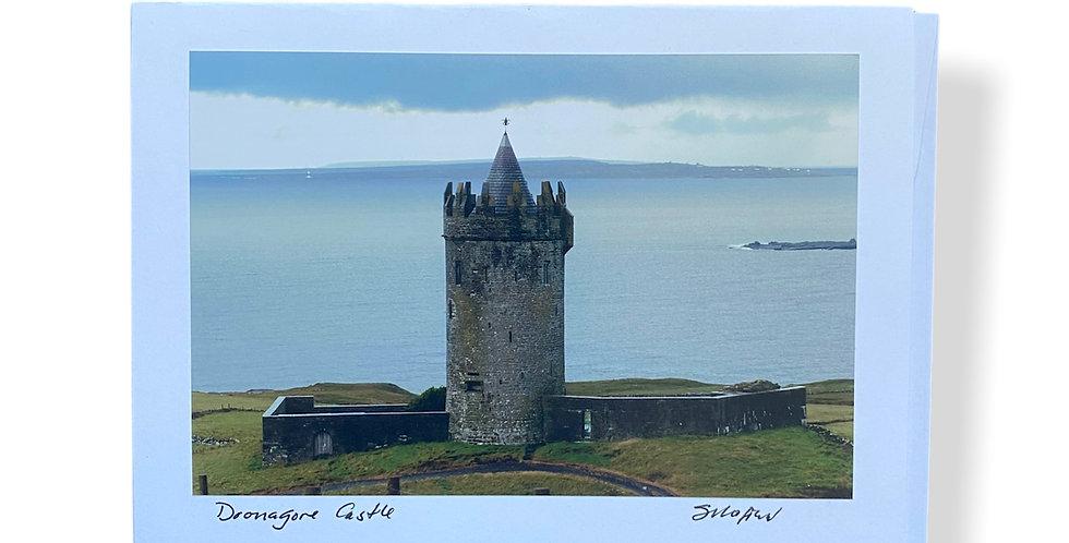 Doonagore Castle Greetings Card