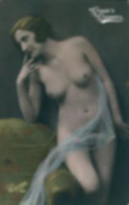 Corona nude vintage erotica