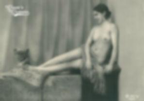 BMV vintage nude