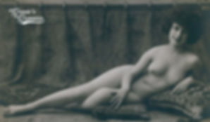 Armand Noyer nude pinup