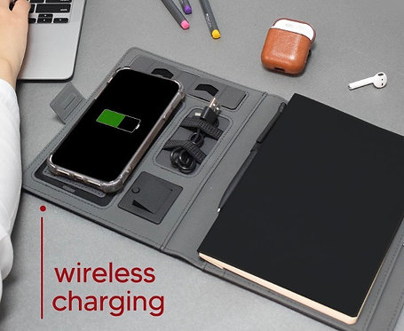 NB-3603 --Wireless Power Bank Notebook