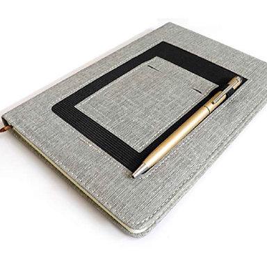 NB-33 -- Fabric Kangaroo Pocket Notebook