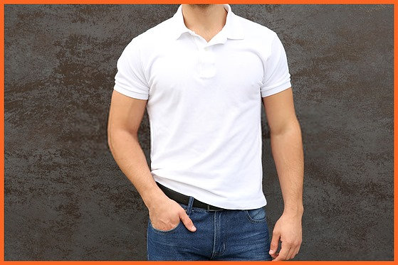 Polo Cotton T-Shirt -- SH-P