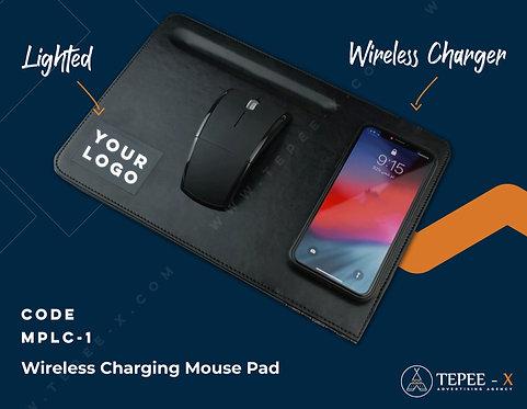 MPLC-1 -- Light-up Wireless Charging Mousepad
