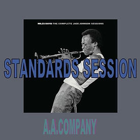 26(wed)は平成最後の「STANDARDS session」!! OPEN