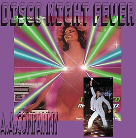 30(sun)_「DISCO NIGHT FEVER」!!🎭🎭🎭_char