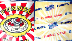 FUNNEL CAKE BAGS