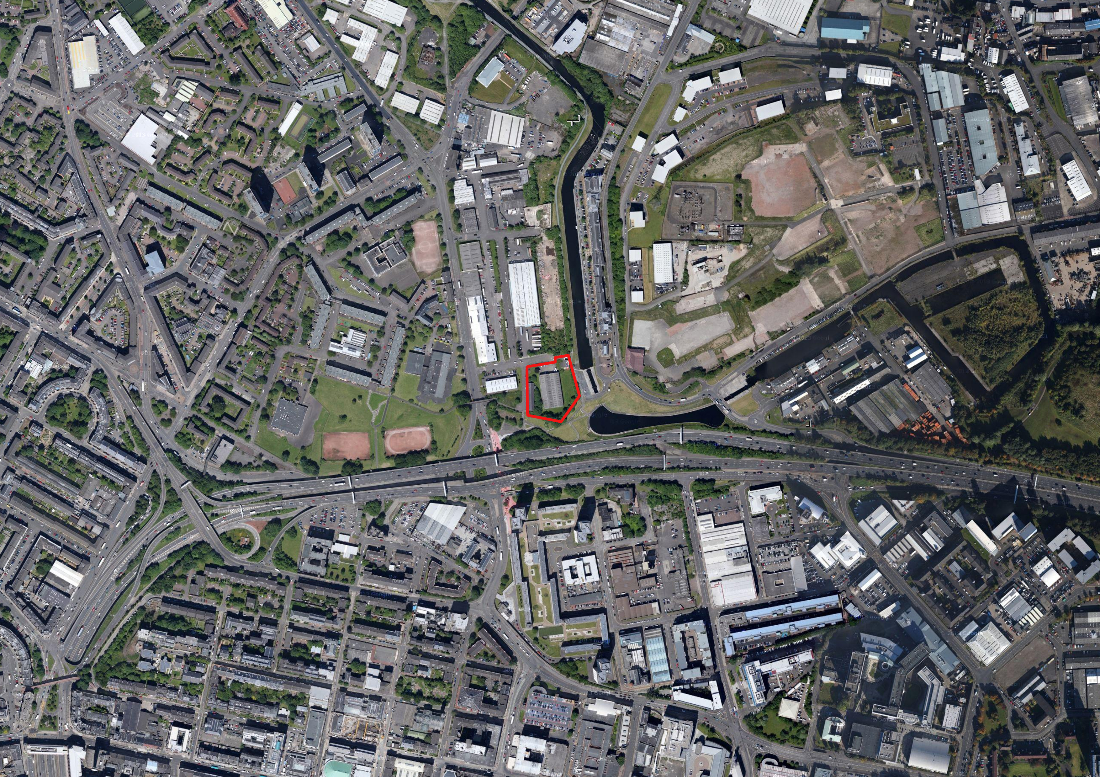 Site Location in context