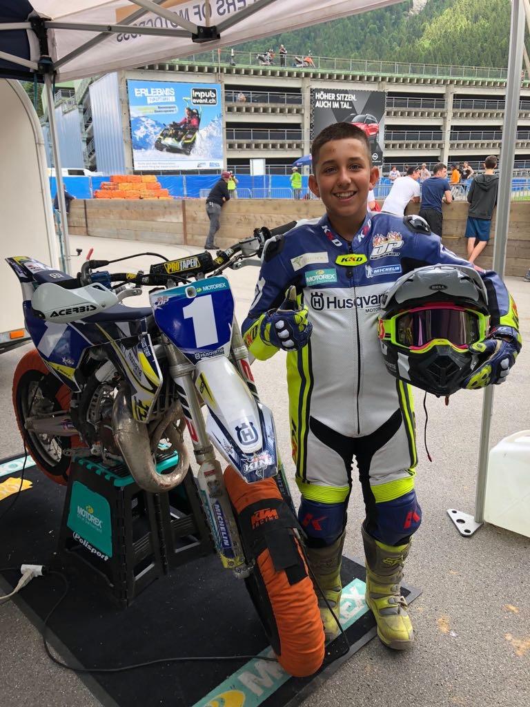 KKD Motorcycle Wear Bryan Dupasquier
