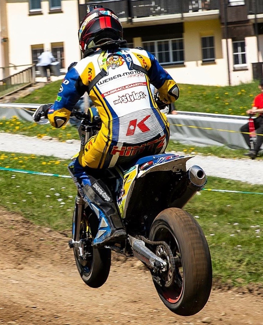 KKD Motorcycle Wear Jannik Hintz