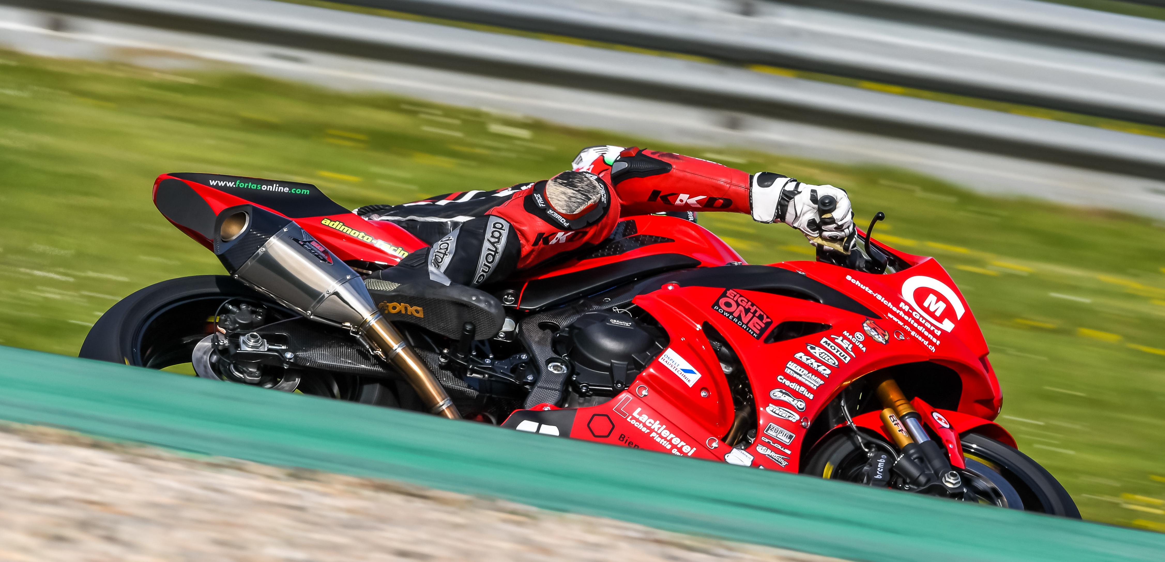 KKD Motorcycle Wear Stefan Müller 3
