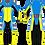 Thumbnail: KKD Lederkombi PRO Supermoto