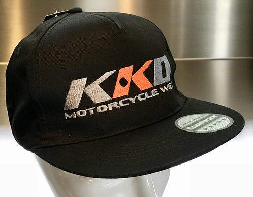 KKD Cap Kids Snapback black